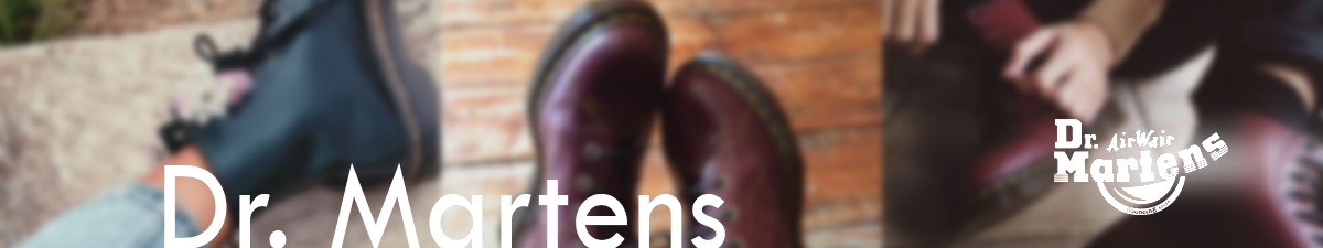 Dr. Martens Shoes koop je bij Taft Shoes!