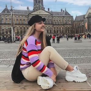 Buffalo Witte Sneakers