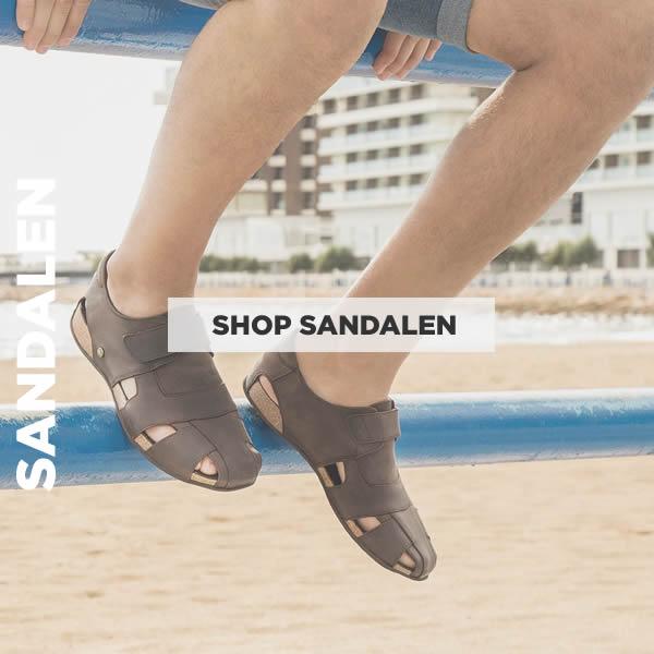 Mooie sandalen voor Heren
