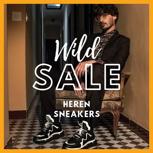 Heren sneakers in de sale