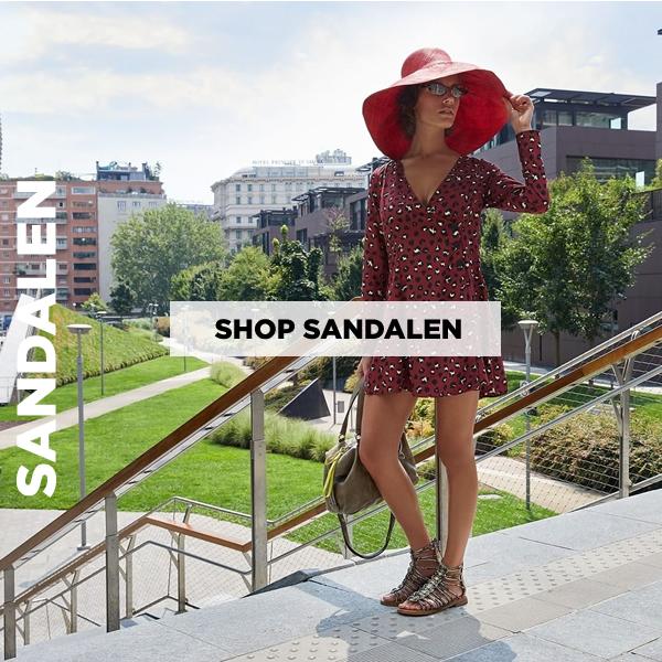 Mooie sandalen voor Dames