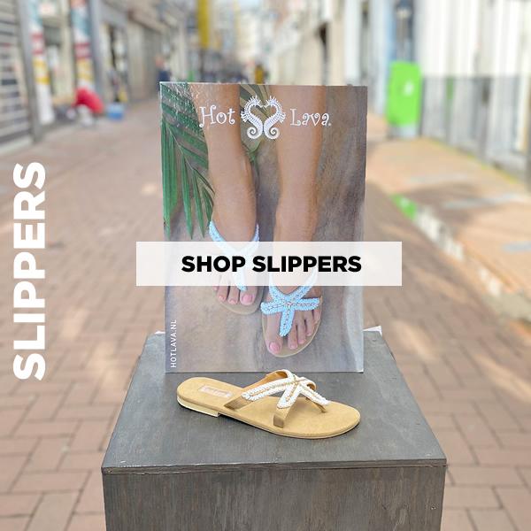 Mooie slippers voor Dames