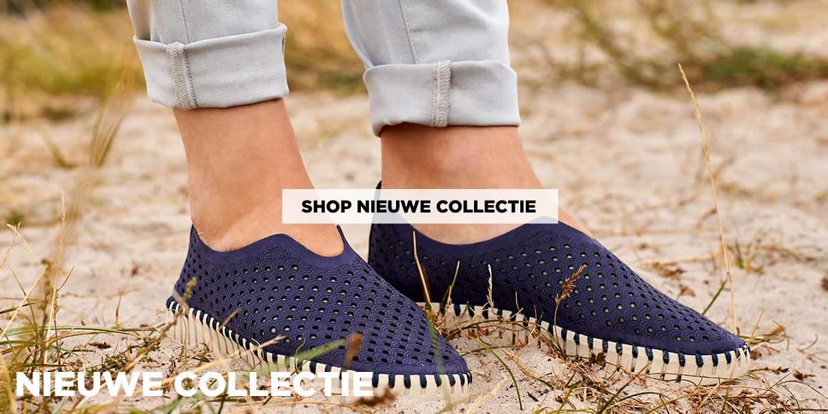 Nieuwe collectie damesschoenen