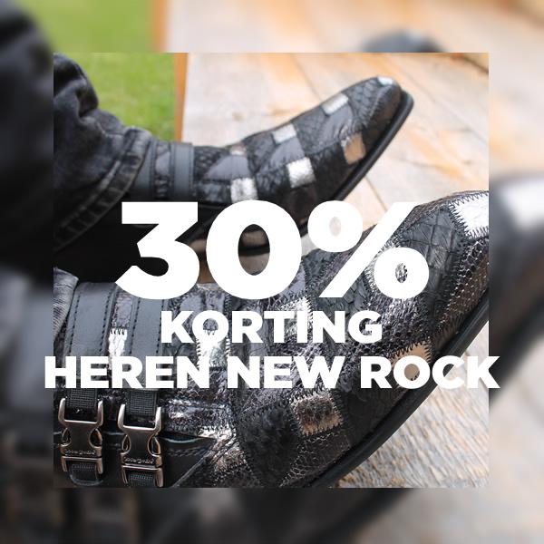 Heren schoenen in de sale