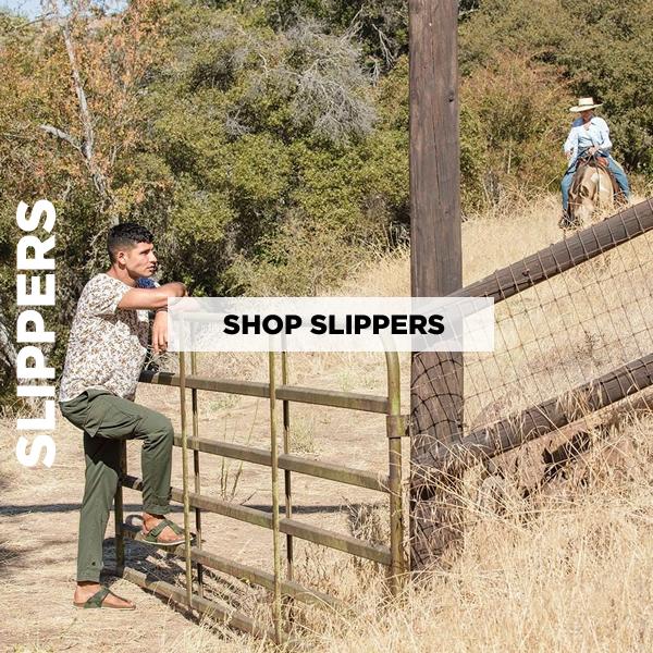 Mooie slippers voor Heren