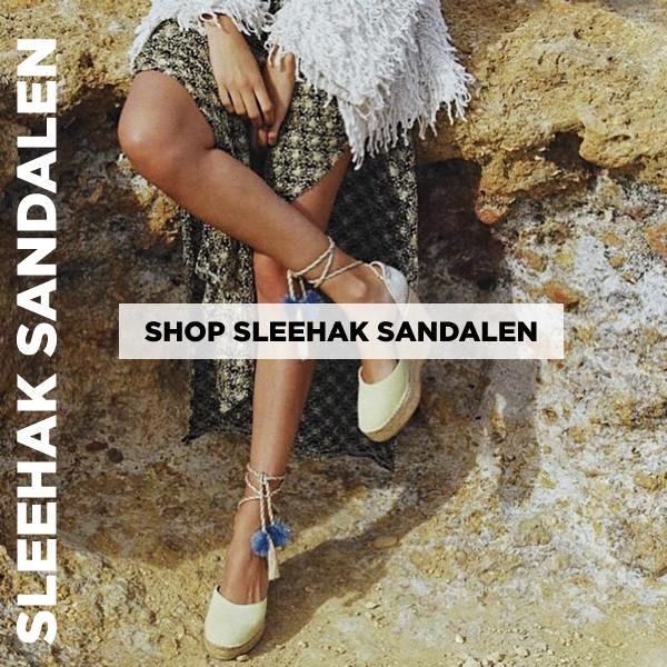 Mooie Sleehak Sandalen voor Dames