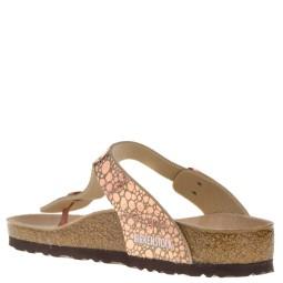 Birkenstock Slippers Metallic Stones for Women 06 salmon bc059e9bf01
