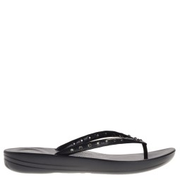 fit flop dames slippers zwart