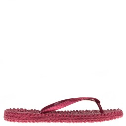 ilse jacobsen dames slippers rood
