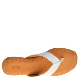 UGG Dames Slippers in Wit online kopen