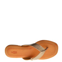 UGG Dames Slippers in Bronze online kopen