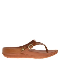 fit flop E45 Flip Leather Sandals