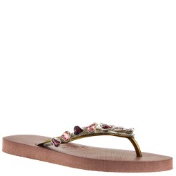Uzurii Slippers Taupe for Women