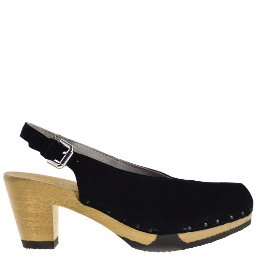 Softclox Clogs Black for Women
