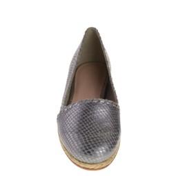 e921800ae92 tube dames ballerina schoenen zilver 43 grijs licht/zilver Direct ...