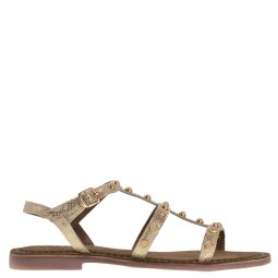 lazamani dames sandalen off white