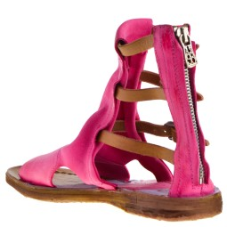 AS98 Dames Sandalen in Roze kopen bij Taft Shoes