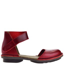 fly london dames sandalen rood