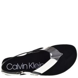 f020b6a52559 Calvin Klein Sandals Silver for Women