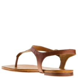 Tube Dames Sandalen in Naturel online kopen