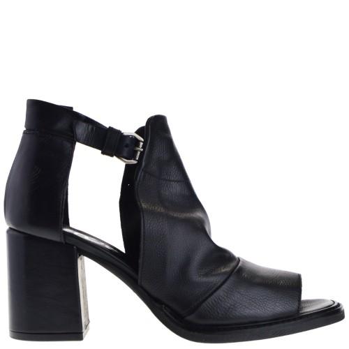 Onwijs Mjus Dames Sandalen met hoge hak in Zwart online kopen FO-84