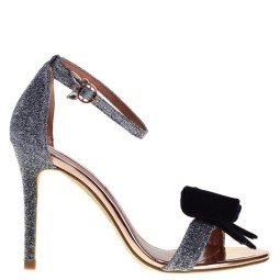 ted baker dames high heels zilver