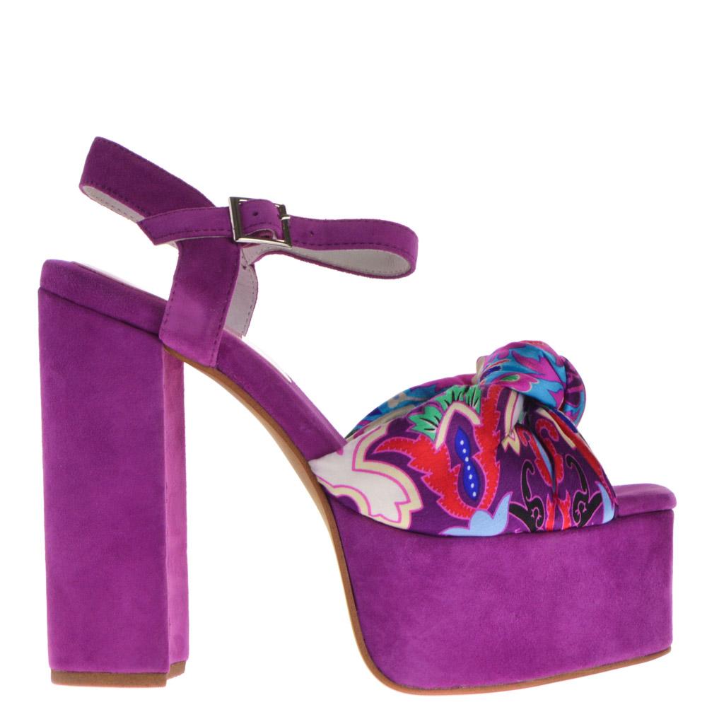 Sandals Purple Platform For Jeffrey 07 Women Campbell lFK1Jc