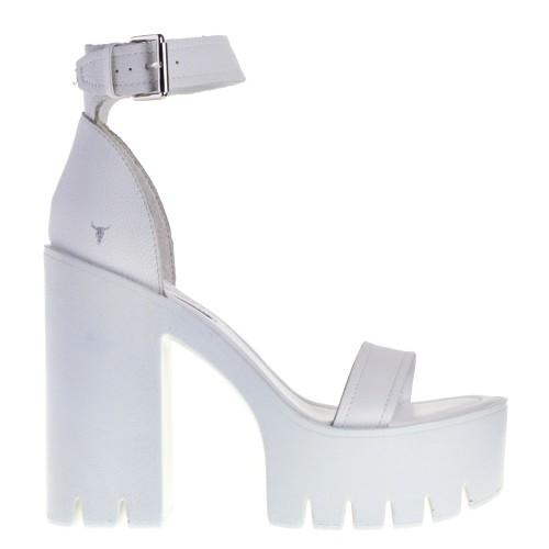 Sandals For Women Windsorsmith White Platform xQhdBstrC