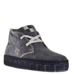 YELLOW CAB Schuhe Plateau Sneaker DAKOTA 8-d yellow suede