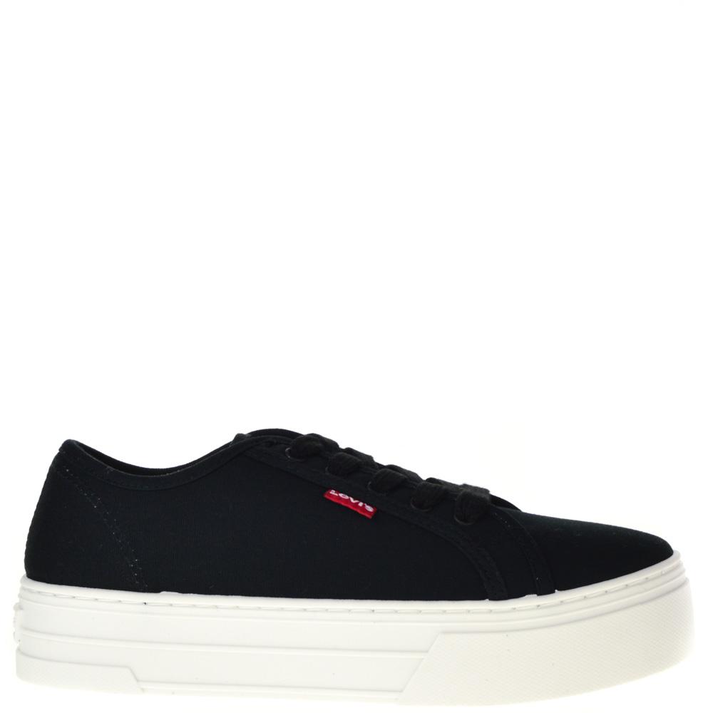Levis Platform Sneakers Black for Woman