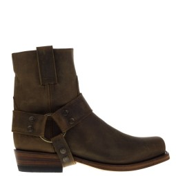 sendra boots dames western boots bruin