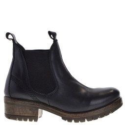 Lazamani Ankle Boots Black for Women