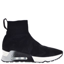 ash dames sock shoe zwart