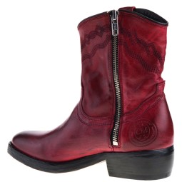 Catarina Martins Ankle Boots Red for Women