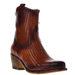 Cordwainer Dames Western Laarzen in Naturel online kopen