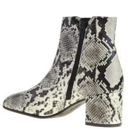 Gosh Ankle Boots White for Woman