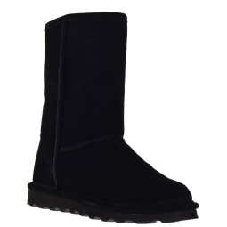 Bearpaw Short Boots Black for Women