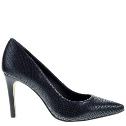 tube dames pumps zwart