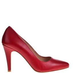 btmr dames pumps rood