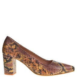 btmr dames pumps slageprint