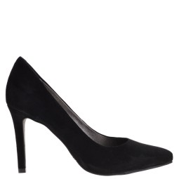 tube dames pumps high heels zwart