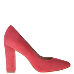 tube dames pumps rood