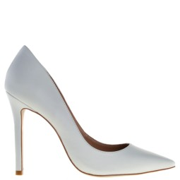 tube dames pumps wit