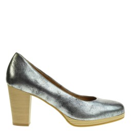 Gosh dames pumps high heels grijs