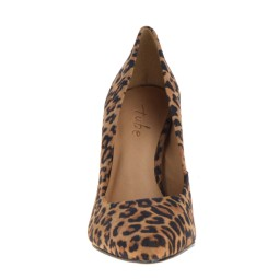 Tube Dames Pumps in Leopard online kopen