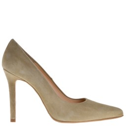 taft shoes dames pumps high heels taupe
