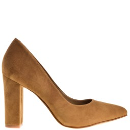 Tube Dames High Heels in Naturel kopen bij Taft Shoes