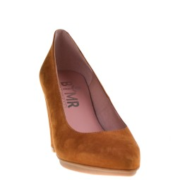 BTMR Dames High Heels in Naturel online kopen