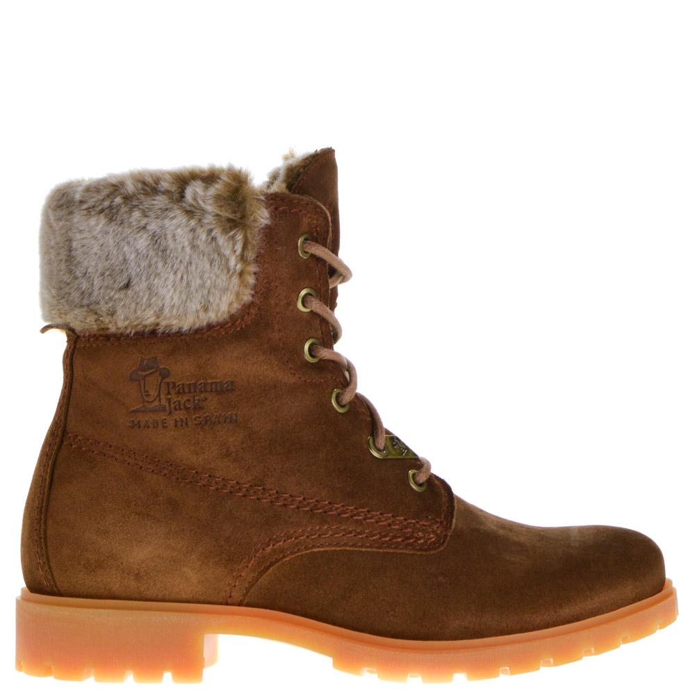 1d9e1af6d Panama Jack High Shoe Laces Natural for Women