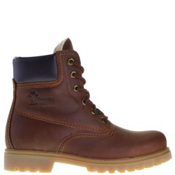 panama jack halfhoge dames veterboot naturel